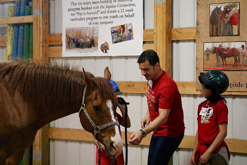 Integrativno ucenje sa konjima 3