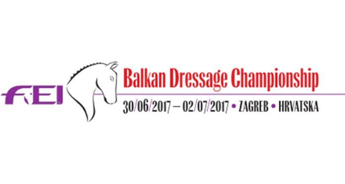 Balkanski dresurni šampionat Zagreb