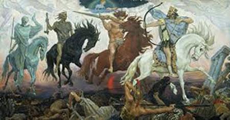 Četiri jahača apokalipse
