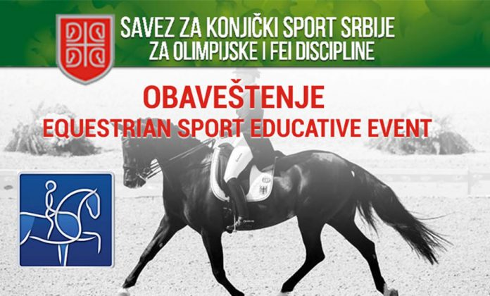 Equestrian sport educative event - ESEE