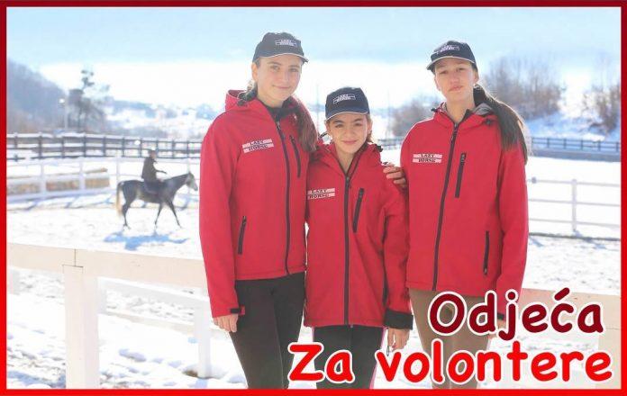 Odjeća za volontere
